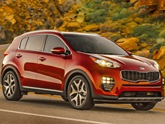 2018 Sportage Named Top Pick for Teens by U.S. News & World Report