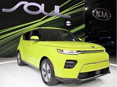 All-New 2020 Kia Soul EV Combines Soul-Ful Vibe With All-Electric Buzz