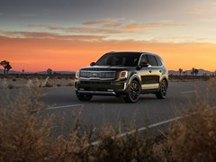 "Kia Telluride picks up award at annual Northwest Automotive Press Association's ""Mudfest"""