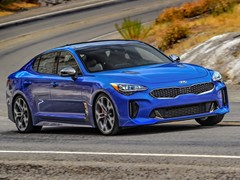 2019 Kia Stinger Named a Top Safety Pick Plus by Insurance Institute for Highway Safety