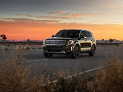 Kia Telluride named a Best New Car of 2020 from Autotrader