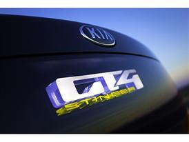 Kia GT4 Stinger (detail)