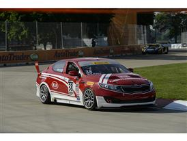 Kia Racing at Detroit Belle Isle