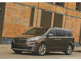2015 Kia Sedona named to Ward's 10 Best Interiors list