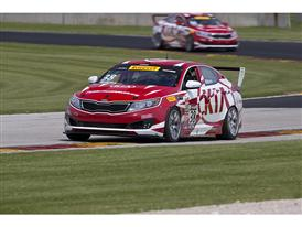 Defending Multiple Manufacturer Champion, Kia returns to Mid-Ohio Sports Car Course for Pirelli World Challenge action