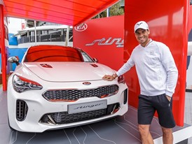 Kia Motors and Rafael Nadal at Australian Open 2017 (2)
