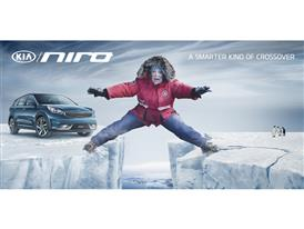 "Melissa Mccarthy and the All-new Kia Niro Embark on a ""Hero's Journey"" in Kia Motors' Super Bowl Commercial"