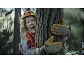 Kia Niro Falling Tree