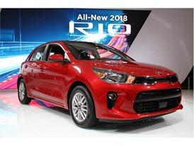 Kia Motors at New York Auto Show
