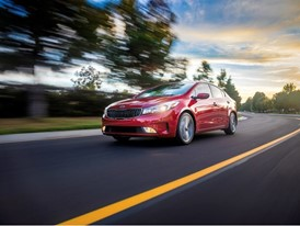 Kia Motors Announces April Sales