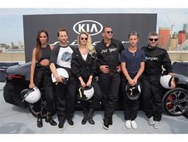 Kia Stinger Runway Racing Challenge