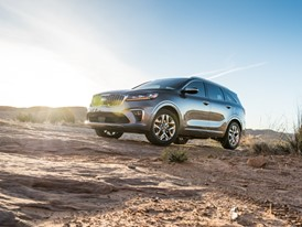 Refreshed 2019 Kia Sorento SUV treads its way through Moab's treacherous Hell's Revenge