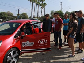 Kia Motors America renews multi-year partnership with B.R.A.K.E.S. Teen Defensive Driving School