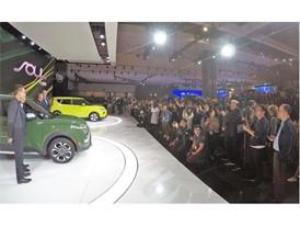 Kia at LA Auto Show