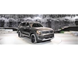 Kia at 2019 Detroit Auto Show