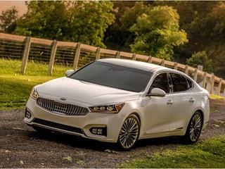 Kia Motors America Announces 2017 Cadenza Pricing