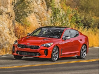 Kia Stinger Wins Roadshow By CNET Shift Award for 2018 Vehicle of the Year