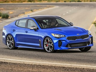 Kia Stinger Named as Best Of The Year in Motorweek 2018 Drivers' Choice Awards