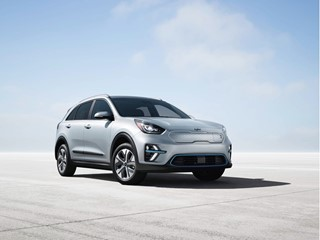 All-New 2019 Kia Niro EV Crossover Utility makes North American Debut