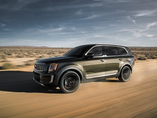 All-New 2020 Kia Telluride Offers Rugged Luxury