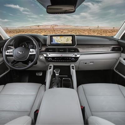Telluride is a 2020 Autotrader Best Car Interior Under $50,000