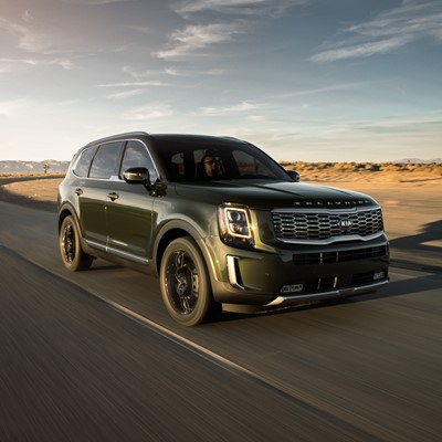 Kia Telluride and Stinger named segment winners in J.D. Power 2020 Automotive performance, execution, and layout (APEAL) study