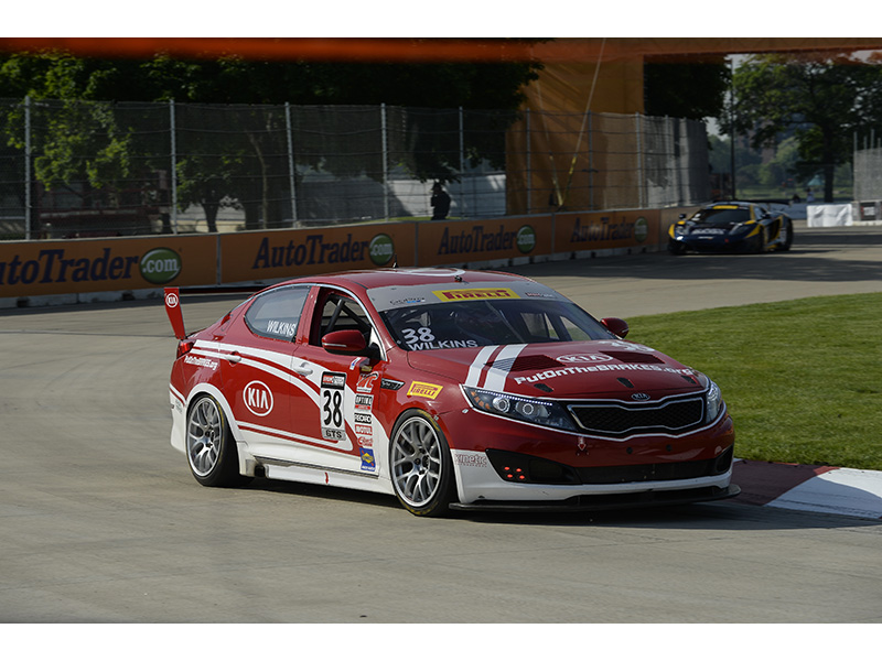 Kia Racing at Detroit Belle Isle