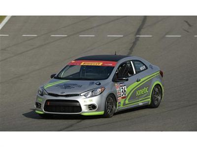 Kia Racing Privateer Effort Expands To Three Full-season Kia Forte Koup Entries In Touring Car For 2