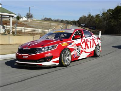 Kia Racing Poised To Defend Manufacturer Championship As 2015 Pirelli World Challenge Season Opens A