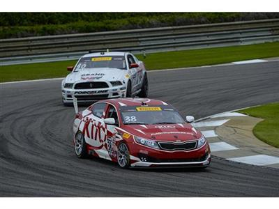 Kia Racing Scores Back-to-back Podium Finishes In Rounds Five And Six Of Pirelli World Challenge At