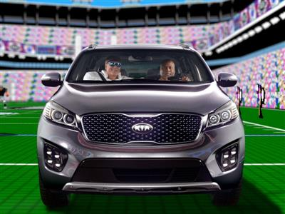 Bo Jackson and Brian Bosworth Go Head-to-Head in Tecmo Bowl-Inspired Campaign for the Kia Sorento SU