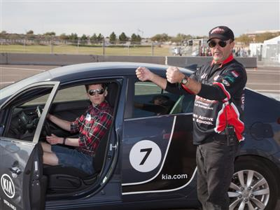 Kia Motors America and B.R.A.K.E.S. Kick Off National Teen Driver Safety Week