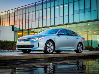 "Four Kia Vehicles named among Best Electrified and ""Eco-Friendly"" Offerings by Kelley Blue Book's Kb"