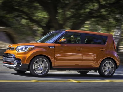 Kia Soul Named To List Of Best Family Cars Of 2017 By Parents Magazine And Edmunds