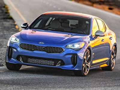 "Kia Motors' ""Stinger Experience"" Test Drive events put Consumers behind the Wheel of the Highest Per"