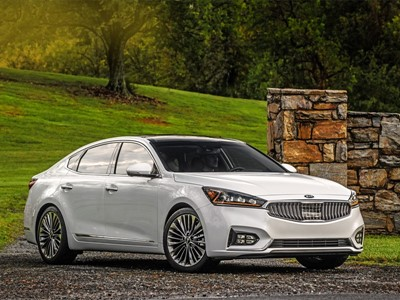Kia Cadenza named Best Large Car for Families By U.S. News & World Report For Second Consecutive Year