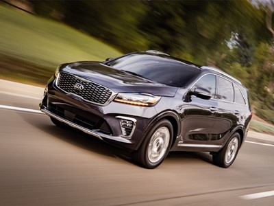 Kia Motors America Announces Pricing for Refreshed 2019 Sorento