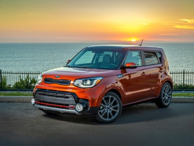 2018 Kia Soul named to Kelley Blue Book's 10 coolest cars under $20,000 list