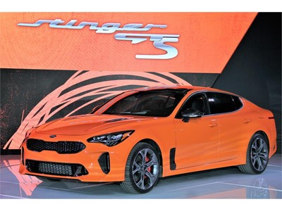 SPECIAL EDITION STINGER GTS – ENTHUSIASTS REJOICE