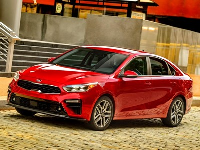 Kia Forte and Cadenza win Autopacific Vehicle Satisfaction Awards