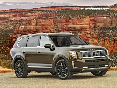 Kia Telluride named a Top Pick for Families by U.S. News & World Report