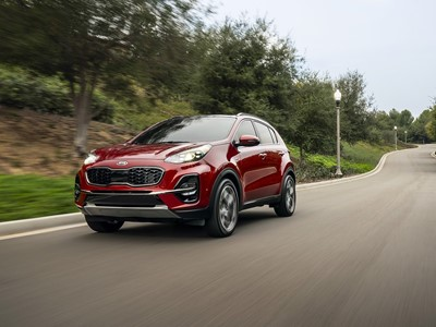 Kia Motors America Announces March Sales
