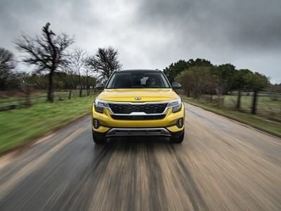 2021 Kia Seltos named to Wards 10 Best user experience (UX) list