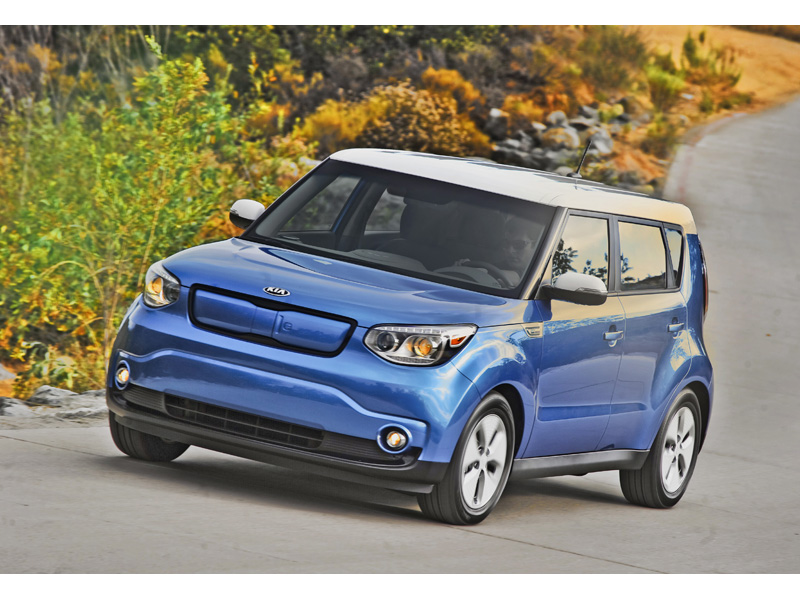 Kia Motors America Expands Soul EV Availability to Four Additional States