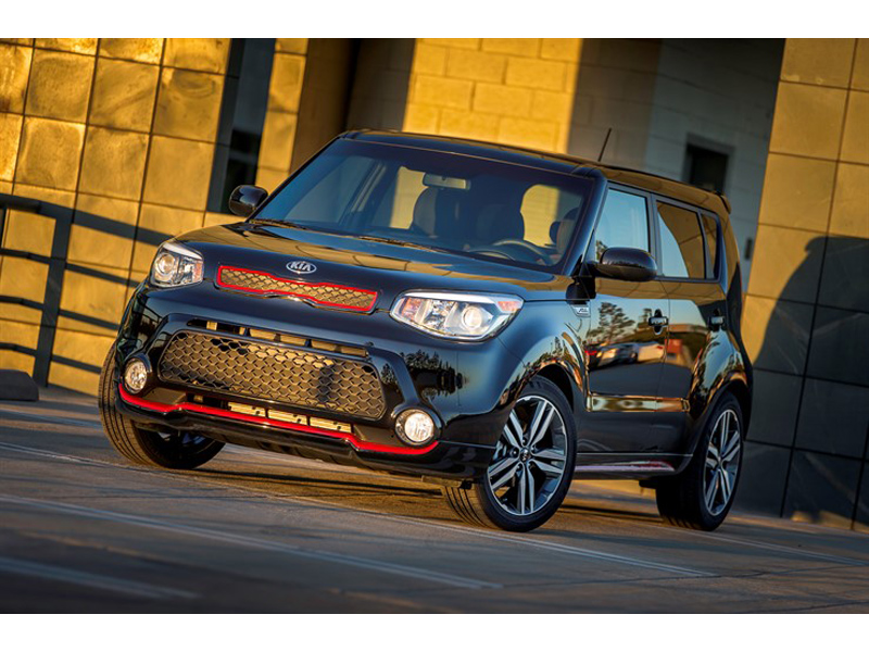 Kia Soul Wins Active Lifestyle Vehicle of the Year Award