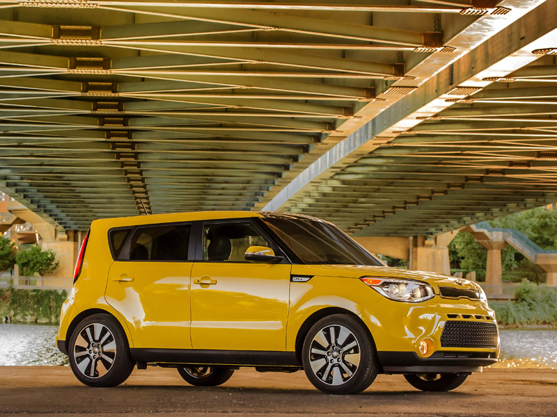 The 2016 Kia Soul Was Named One of 10 Coolest Cars Under $18,000, by KBB.com for Fifth Consecutive Year