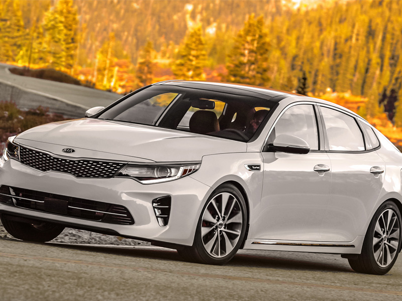 Kia Optima and Soul Named Among the Best Family Cars of 2016 by Parents Magazine and Edmunds.com