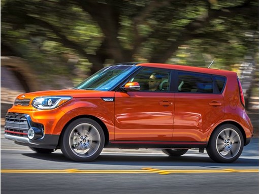 2017 Kia Soul Featured on Kelly Blue Book's KBB.com 10 Coolest Cars Under $18,000 List