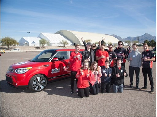 Kia Motors and B.R.A.K.E.S. Expand Schedule of Free Defensive Driving Classes for Teens Throughout the Midwest