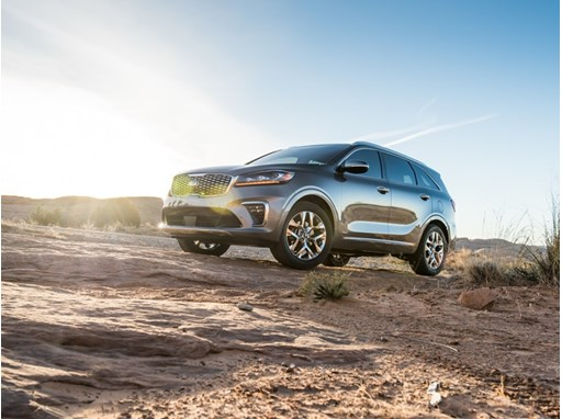 Refreshed 2019 Kia Sorento SUV treads its way through Moab's treacherous Hell's Revenge